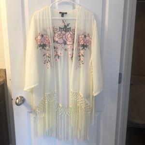 Torrid NWOT Kimono
